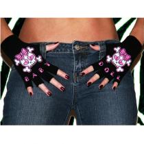 Fingerless Baby Doll Gloves