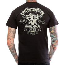 Lucky 13 Treasure Chest Men's Tee