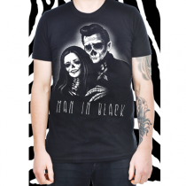 Man in Black Men's Tee