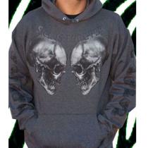 Sick Boy - Sick is Forever Men's Hooded Sweatshirt
