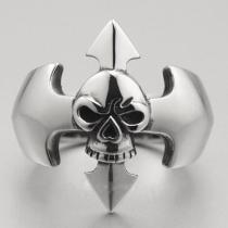 Skull Dagger Ring