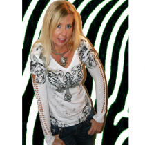 Women's White Hoodie Laser Cut