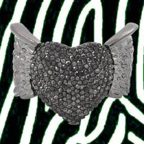 Winged Heart Bracelet